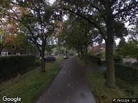 112 melding Ambulance naar Rielsedijk in Eindhoven