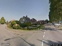 112 melding Ambulance naar Haarstraat in Enspijk