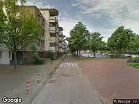 112 melding Brandweer naar Wittenburgerkade in Amsterdam vanwege brand