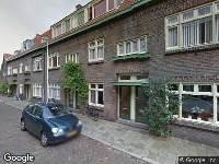112 melding Ambulance naar Bucheliusstraat in Utrecht