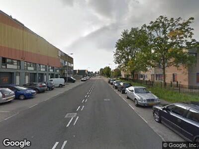 Brandweer naar Vlampijpstraat in Utrecht vanwege brand