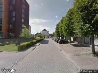 Brandweer naar Nieuwe Leuvenaarstraat in Breda