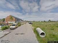112 melding Ambulance naar Florastraat in Naaldwijk