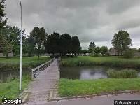 112 melding Brandweer naar Diasporalaan in Zwolle