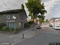 112 melding Brandweer naar G.J. van Heekstraat in Enschede