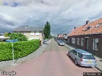 Brandweer naar Groeneweg in Numansdorp vanwege gebouwbrand