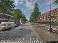 Brandweer naar Jean Desmetstraat in Amsterdam vanwege brand