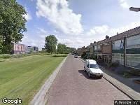 Brandweer naar Karst de Jongweg in Heerenveen vanwege brand