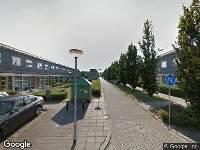 Brandweer naar Tintorettopad in Almere