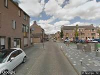 Brandweer naar Oranje Nassauplein in Breda