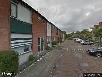 112 melding Brandweer naar Simon de Vliegerlaan in Vlissingen vanwege een buitenbrand