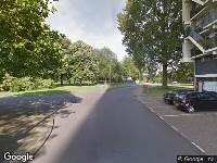 Ambulance naar Brandenburgseplein in Arnhem vanwege brand