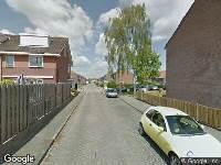 112 melding Brandweer naar Julianastraat in Langerak vanwege een buitenbrand