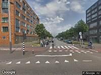 Brandweer naar Diemerparklaan in Amsterdam vanwege brand