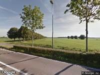 112 melding Brandweer naar Schalkwijkseweg in Schalkwijk vanwege brand