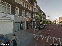 112 melding Politie naar Hoogstraat in Eindhoven vanwege ongeval met letsel