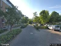 112 melding Brandweer naar Overslag in Amsterdam vanwege een buitenbrand