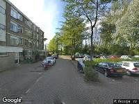 112 melding Brandweer naar Achtersteven in Amsterdam vanwege brand