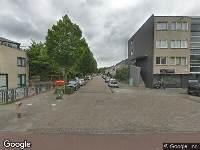 112 melding Ambulance naar J.M. den Uylstraat in Amsterdam