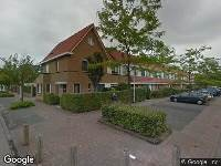 Brandweer naar Wagenschuurstraat in Zwolle