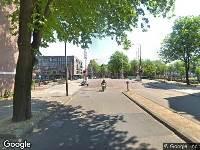 112 melding Ambulance naar Anne Frankstraat in Amsterdam