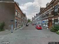 112 melding Ambulance naar Marthinus Steynstraat in Dordrecht