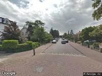 112 melding Ambulance naar Ramplaan in Haarlem