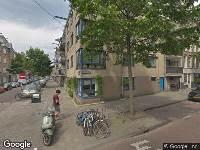 Ambulance naar Knollendamstraat in Amsterdam
