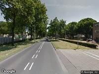 112 melding Besteld ambulance vervoer naar Wandelboslaan in Tilburg