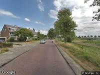 112 melding Brandweer naar Leendert Meeszstraat in Haarlem vanwege brand
