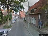 112 melding Brandweer en politie naar Dr. Wagenaarstraat in Arnhem vanwege waarnemen gaslucht