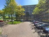 Ambulance naar Statenjachtstraat in Amsterdam
