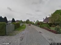 Ambulance naar Polderstraat in Veldhoven
