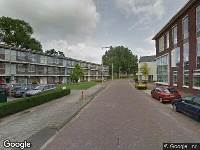 112 melding Ambulance naar G. J. Scheurleerpad in Amsterdam