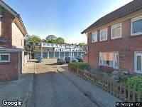 112 melding Ambulance naar Hoekschewaardplein in Amsterdam