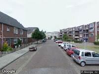112 melding Brandweer naar Beppie Nooijstraat in Haarlem
