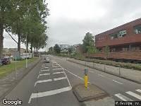 112 melding Brandweer naar Louis Davidsstraat in Amsterdam