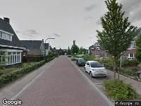 112 melding Brandweer naar Roskam in Weert