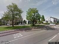 112 melding Politie naar Dokter Bakstraat in Maastricht vanwege ongeval met letsel