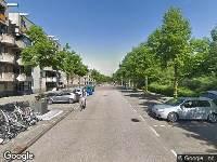 112 melding Ambulance naar Berthold Brechtstraat in Amsterdam