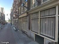 112 melding Ambulance naar Zeedijk in Amsterdam