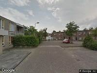 112 melding Ambulance naar Wethouder Kuijpersstraat in 's-Hertogenbosch