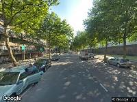 112 melding Brandweer naar Kattenburgerstraat in Amsterdam vanwege brand