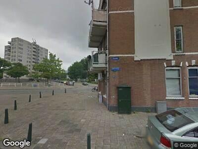 Ambulance naar Zinkerweg in Rotterdam