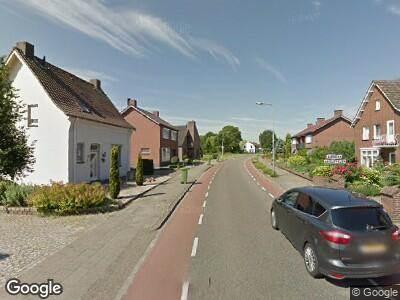 Ambulance naar Margarethastraat in Ittervoort