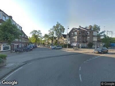 Ambulance naar Archimedesweg in Amsterdam