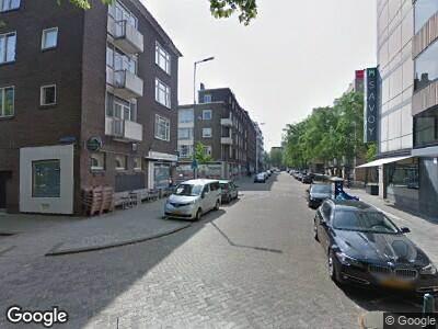 Ambulance naar Kipstraat in Rotterdam