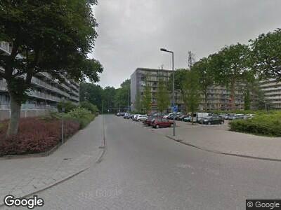Ambulance naar Grote Hagen in Rotterdam
