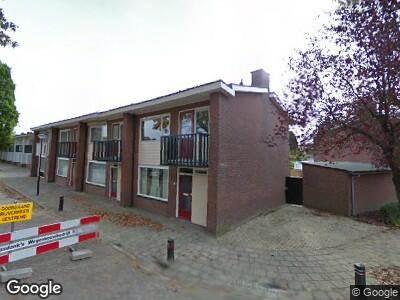 Ambulance naar Jan van Cuykstraat in Schijndel