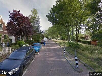 Ambulance naar Oude Kleiweg in Rotterdam